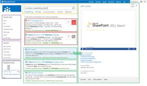 introducing sharepoint 2013 search result types and display