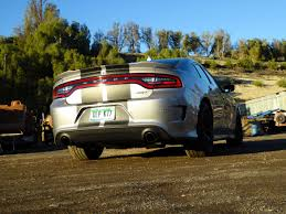 charger hellcat 2016 dodge charger srt hellcat is one wicked beast roadshow