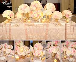 Gold Table Setting by A Tablesetting For All Blog Wedding U0026 Event Floral Designers