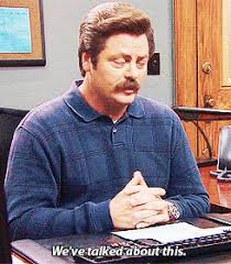 19 ways to prepare for thanksgiving as told by swanson