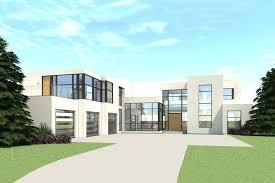 modern style house plans modern style house plan 5 beds 5 50 baths 6757 sq ft plan 64 254