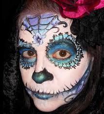 Sugar Skull Halloween Costumes Sugar Skull Louisville Ky Usa Premier Face Painting