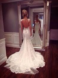 low back wedding dresses lace low back mermaid wedding dresses of the dresses