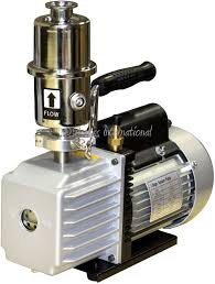 Vaccum Purger Ai Easyvac 7 Cfm Compact Vacuum Pump With Oil Mist Filter