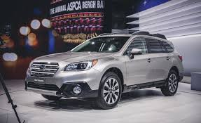 Subaru Legacy Redesign 2015 Subaru Outback Information And Photos Zombiedrive