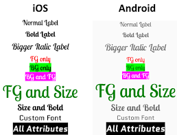 android default font formattedtext with custom fonts in xamarin forms svens