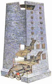 siege machines ancient war machines the helepolis a fortified wheeled tower