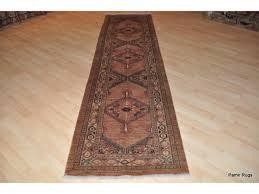 Blue Rug Runners For Hallways 10 Ft Long Hall Runner Persian Serab Rug Vegetable Dyed Chobi Carpet