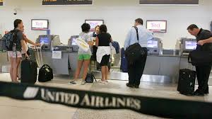 united checked bag united offers bag fee subscription abc news