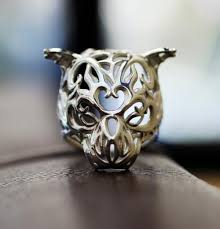zodiac tiger ring gold rings jewelry aoku3d com a 3d