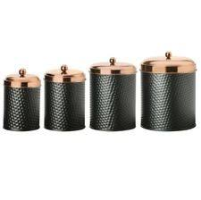 copper kitchen canister sets ebay