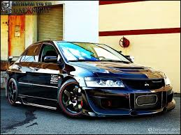 modified mitsubishi evo 8 wallpapers wallpaper cave