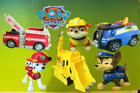 digger halloween costume 2014 paw patrol toys review nickelodeon nick jr chase rubble and