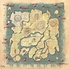 Coordinates Map Ark Coordinates Deep Sea Loot Crates Imgur