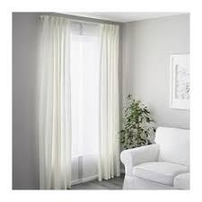 Ikea Panel Curtain Ideas Vidga Triple Curtain Rail White Curtain Rails Ceilings And Walls