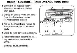 1997 buick lesabre wiring diagram 1997 diy wiring diagrams