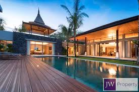 luxury villas minutes away from one of world u0027s famous beaches phuket