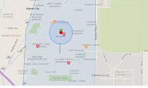 Denver Neighborhoods Map Denver Real Estate Investors
