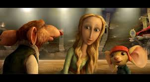 tale despereaux small mouse big heart movie features