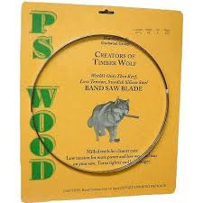 timber wolf bandsaw blade 137 x 3 4 x 2 3 tpi variable positive claw