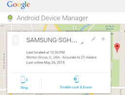 locate my android phone how to track your lost android smartphone