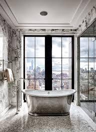 Bathrooms In Nyc Savor Home Nyc Bathrooms W Beautiful Bird U0027s Eye Views