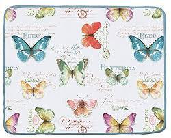 Butterfly Kitchen Decor Butterfly Kitchen Amazon Com