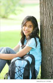 young teen ready for high stock image i1415065 at