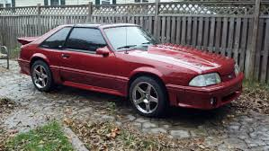 ford mustang foxbody hatchback i absolutely love these cars i