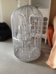 Birdcage Chandelier Shabby Chic Can Not Get Enough Of These Vintage Birdcage Chandeliers From