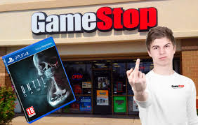 Gamestop Sales Associate Gamestop Power To The Assholes Mr Game U0026 Blog
