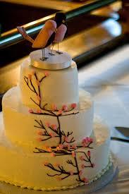bird cake topper bird cake toppers a wedding cake