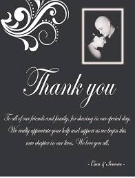 Card For Groom From Bride Bride And Groom Thank You Cards Create Personal Invitations Online