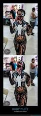 body painting halloween costumes 137 best face and bodypaint images on pinterest body painting