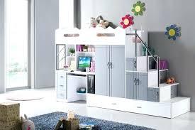 bureau enfant gain de place chambre mezzanine ado lit gain de place enfant bureau enfant gain de