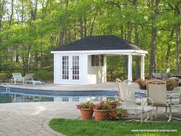 marvelous pool houses with bathrooms 12u0027 x 18u0027 avalon pool