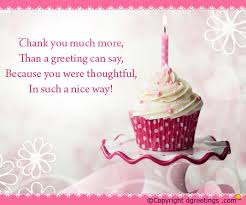 birthday thank you quote cards dgreetings