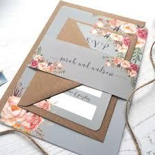 wedding invitation set invitation set wedding stationery by noelle
