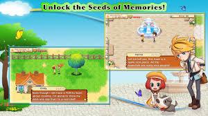 get farming harvest moon seeds of memories is now on ios