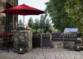 Patio Barbecue Designs Patio Barbecue Design With Gas Bbq Patio Barbecue Design