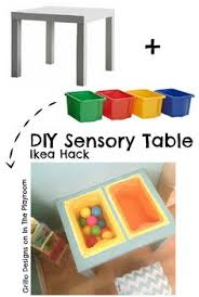 how to build a sensory table how to make a water table ikea table water tables and sensory play