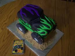 grave digger monster truck party supplies 230 best monster truck cake images on pinterest monster trucks