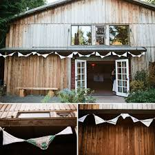 rustic wedding venues island handkerchief bunting fireseed catering rustic wedding venue