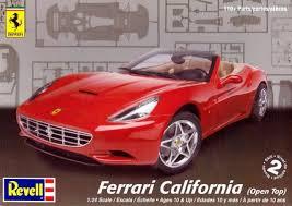 revell california revell 85 4291 1 24 california open top model kit