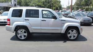 silver jeep liberty 2008 pre owned 2012 jeep liberty limited jet edition 4x4 suv bright