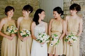 gold bridesmaid dresses sleeveless light gold bridesmaid dresses sang maestro