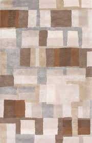 smart ideas gray and brown area rug modest decoration home