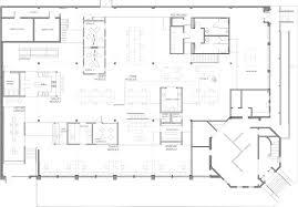 Commercial Building Floor Plans Office Floor Plan Layout With Design Photo 36470 Kaajmaaja