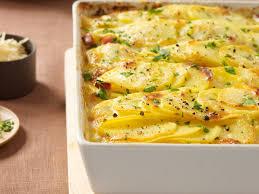 thanksgiving scalloped potatoes scalloped potatoes with ham recipe justin chapple food u0026 wine