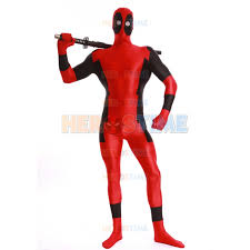 Quality Mens Halloween Costumes Cheap Quality Deadpool Costume Aliexpress